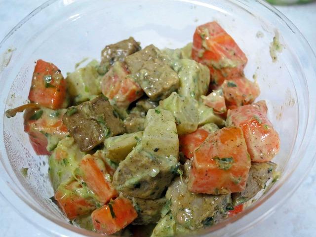 洞爺湖野菜のハーブコールスロー 2_edit