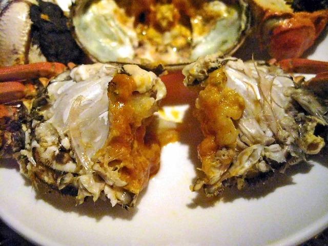 上海蟹の姿蒸し 3_edit