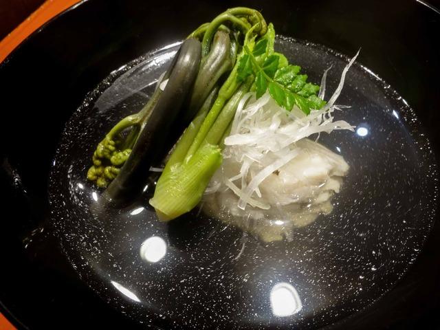 アイナメと山菜のお椀 2_edit