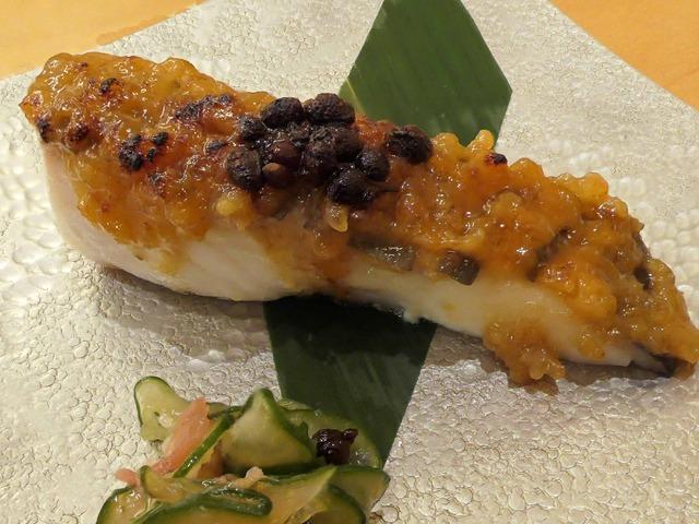 マナガツオの味噌焼き 2_edit