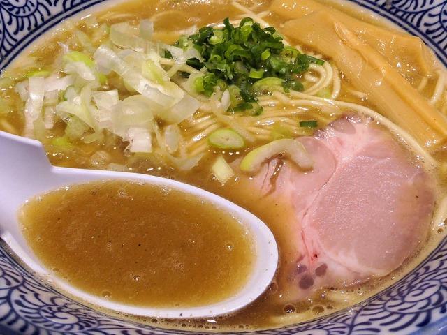 鶏魚介ラーメン 3_edit