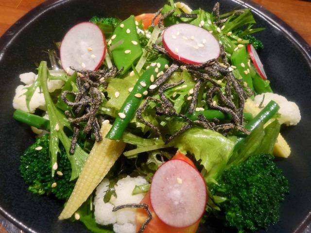 彩り野菜のサラダ 1_edit