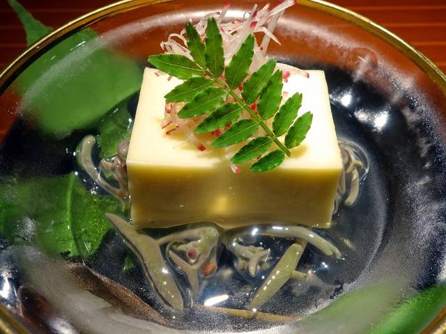 トウモロコシ豆腐,ジュンサイ 3_edit