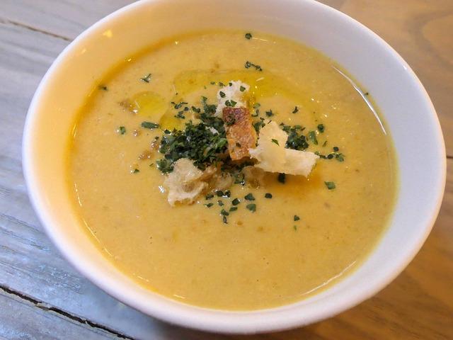 ニンジンとサツマイモのスープ 1_edit