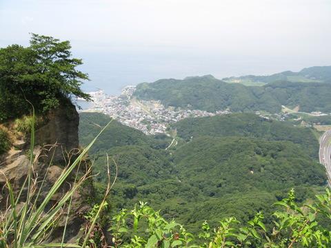 鋸山からの眺望 3