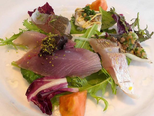 鮮魚のサラダ仕立て 3_edit
