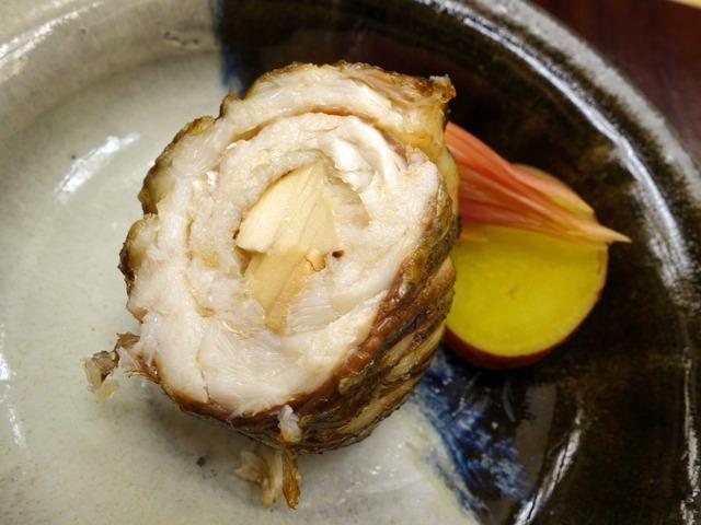焼き物(松茸のカマス巻き)4_edit