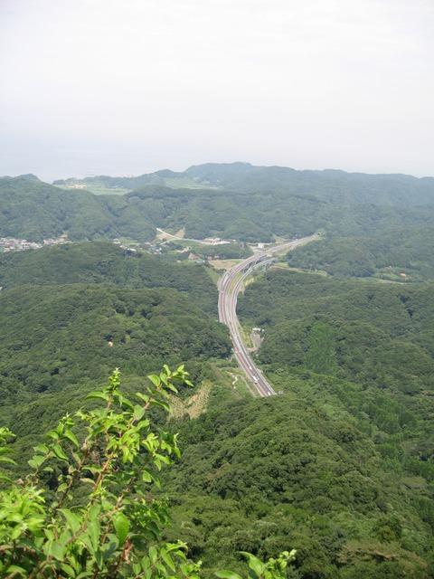鋸山からの眺望 2