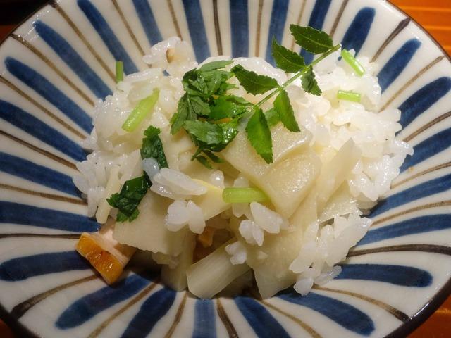 時鮭とタケノコの炊き込みご飯 5_edit
