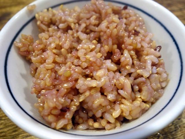 玄米ごはん 2_edit
