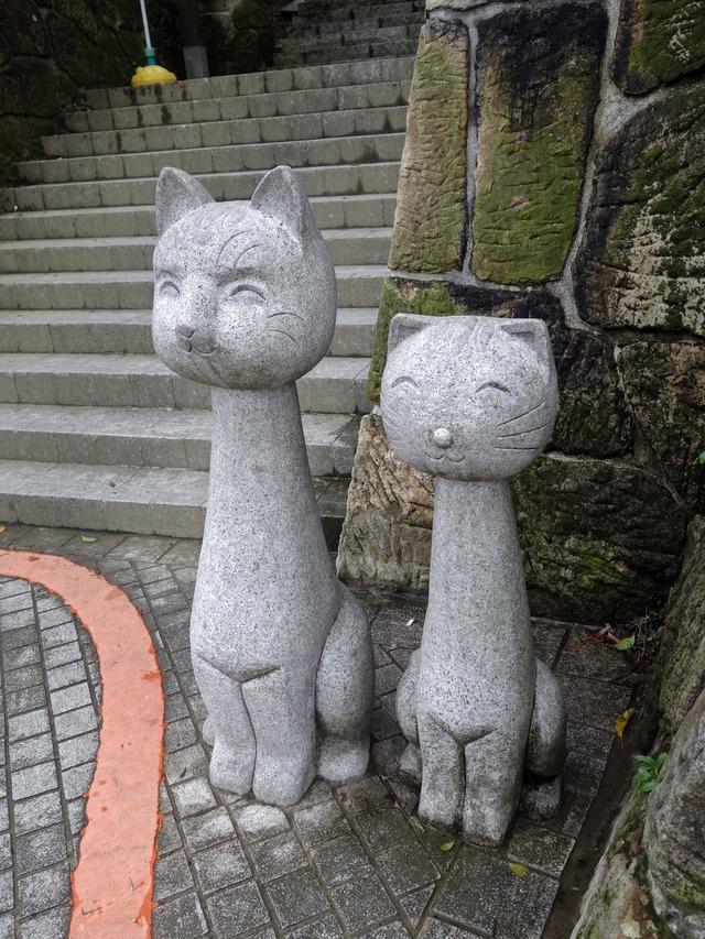 猫のオブジェ_edit
