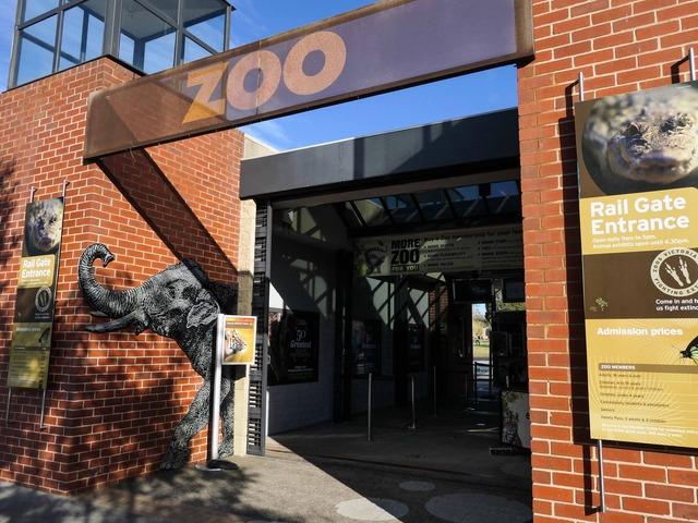 メルボルン動物園 Rail Gate 6_edit