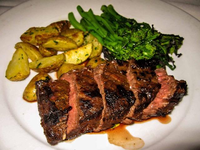 Grilled Niman Ranch Hanger Steak 1_edit