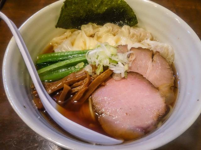 和風らーめん醤油味+ワンタン 4_edit