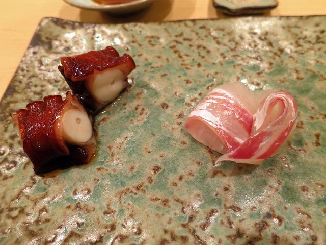 タコの桜煮と真鯛_edit