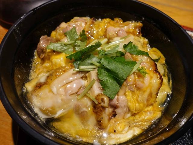 比内地鶏の親子丼 1_edit
