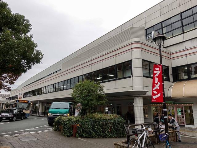 阪急宝塚線池田駅 3_edit