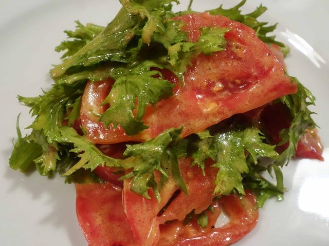トマトのマスタードサラダ 3_edit