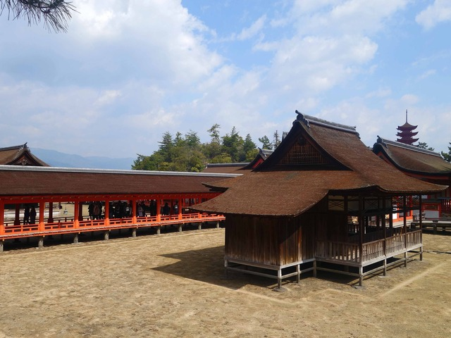 天神社と西廻廊_edit