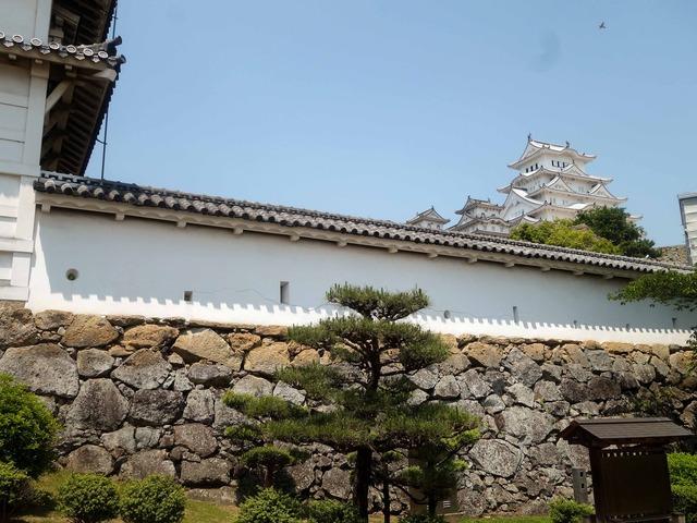 菱の門東方石垣 2_edit