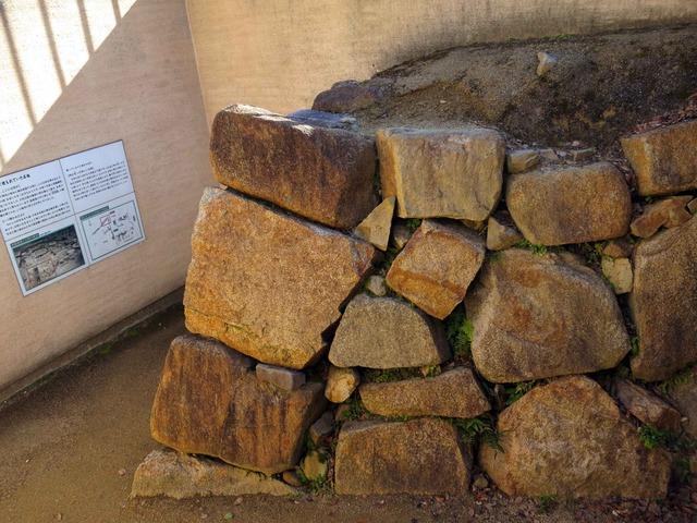 築城時の石垣展示 2_edit