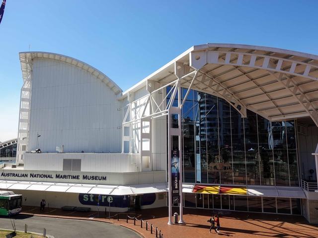 オーストラリア国立海事博物館 3_edit
