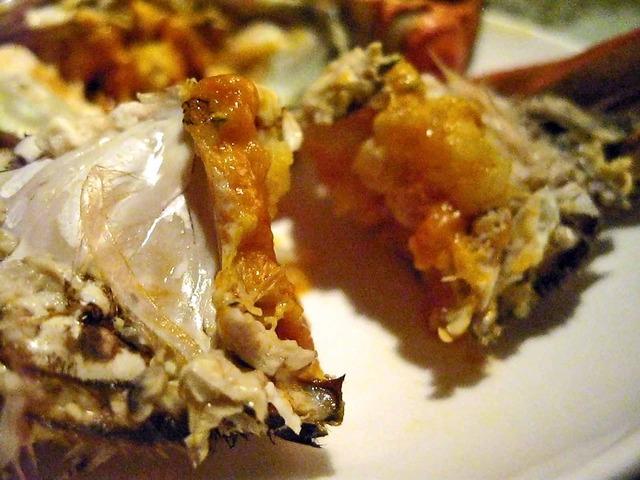 上海蟹の姿蒸し 6_edit