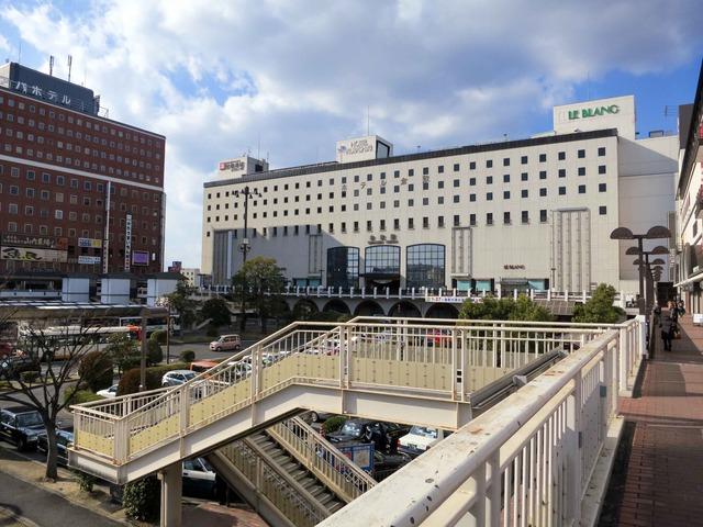 JR 倉敷駅 6_edit