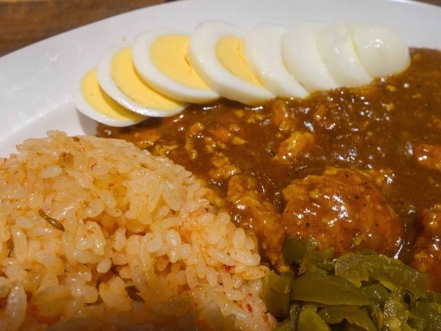ひき肉ライス,ゆで卵,ハラペーニョ 4_edit
