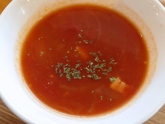 厚切りベーコンとグリル野菜のミネストローネ 2_edit