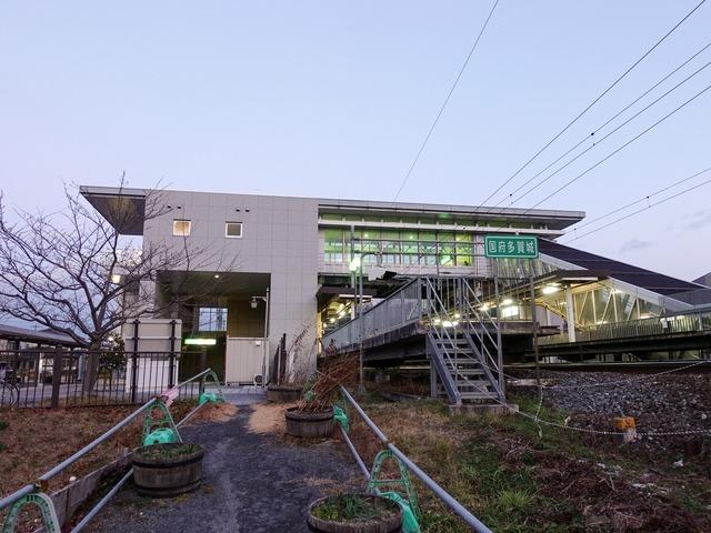 JR 国府多賀城駅 1_edit