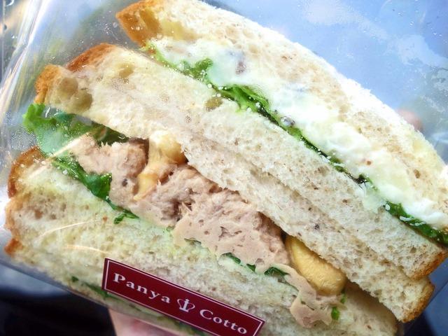 ツナとポテトサラダのサンドイッチ 2_edit
