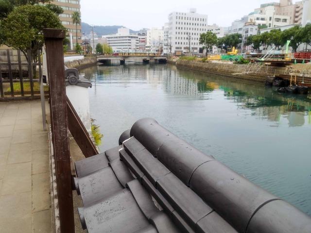 表門より中島川を望む 2_edit