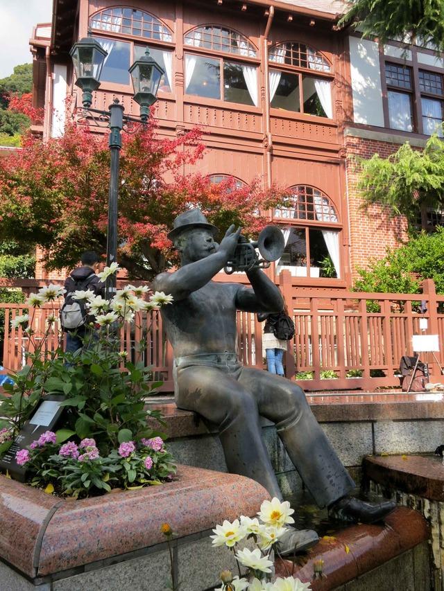 北野町広場の銅像 1_edit