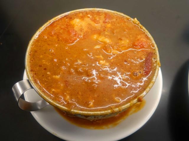 赤い鶏カレー(小盛) 1_edit