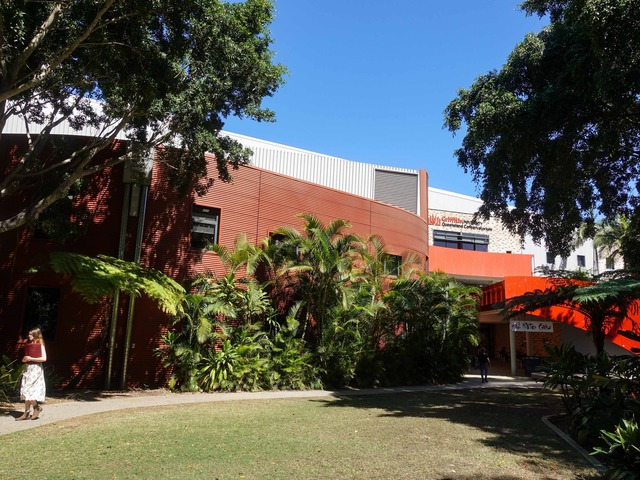 Griffith University,  South Bank Campus 1_edit