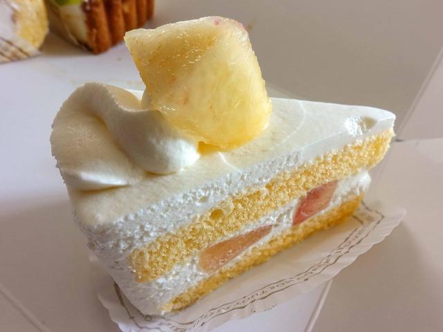 桃のショートケーキ 12_edit