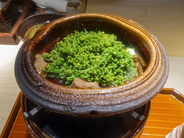 あか牛のヒレ肉,花山椒のすき焼き 3_edit