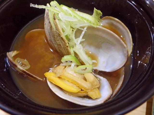 アサリの味噌汁 3_edit