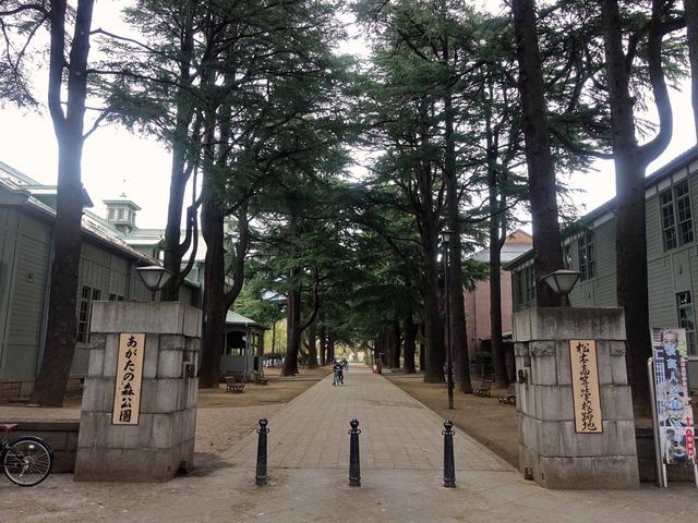 旧制松本高等学校跡地 4_edit