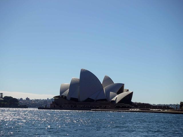 Circular Quay からオペラハウスを望む 1_edit