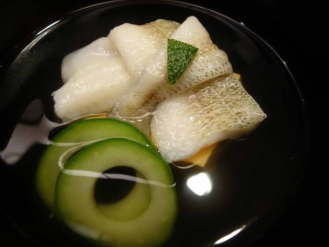 結びキスとふくさ豆腐のお椀 2_edit