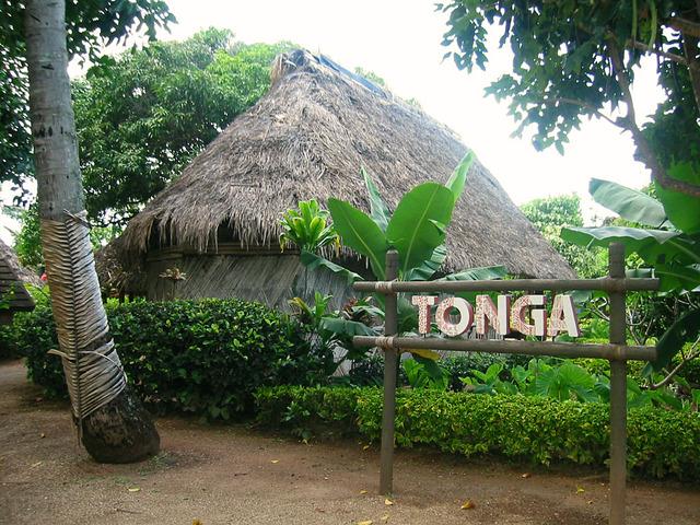 Polynesian Cultural Center・TONGA_edit