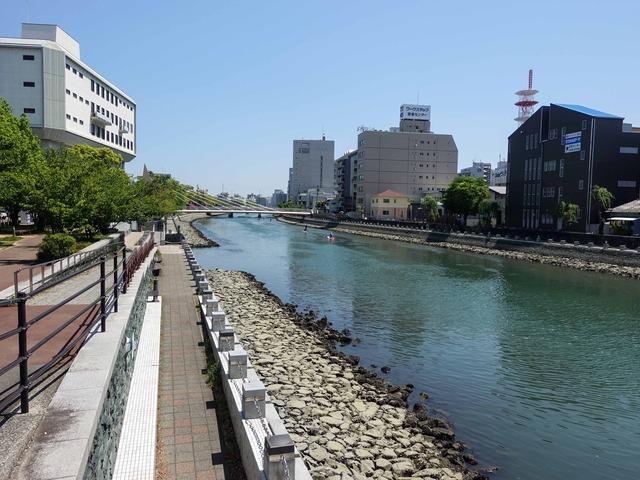 仁心橋から沖洲川を望む 1_edit