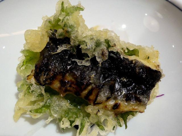 うなぎと梅肉の天ぷら 4_edit
