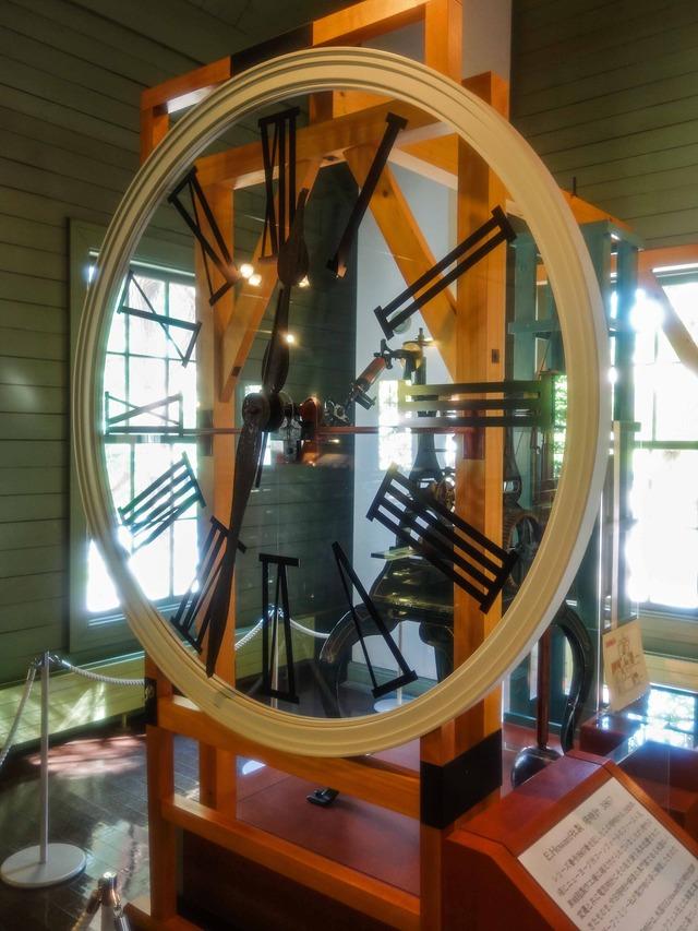 ハワード社製の時計機械 4_edit