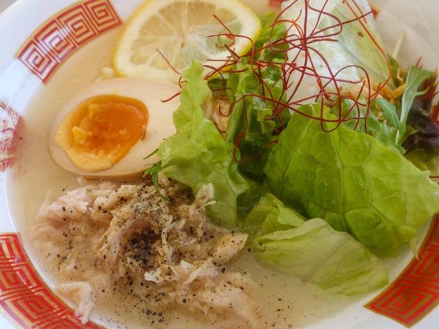 鶏白湯塩ラーメン 4_edit