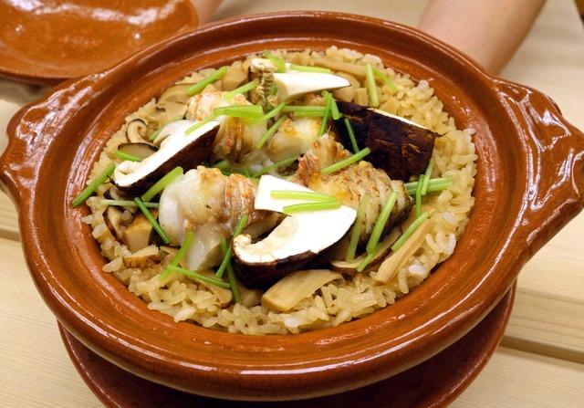 甘鯛と松茸の炊き込み飯 2_edit