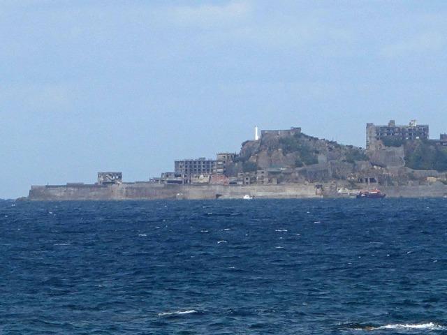 軍艦島を望む 16_edit