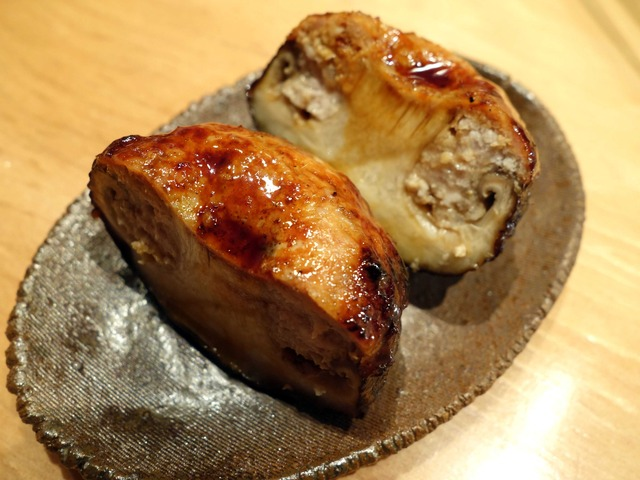 椎茸の肉詰め 1_edit